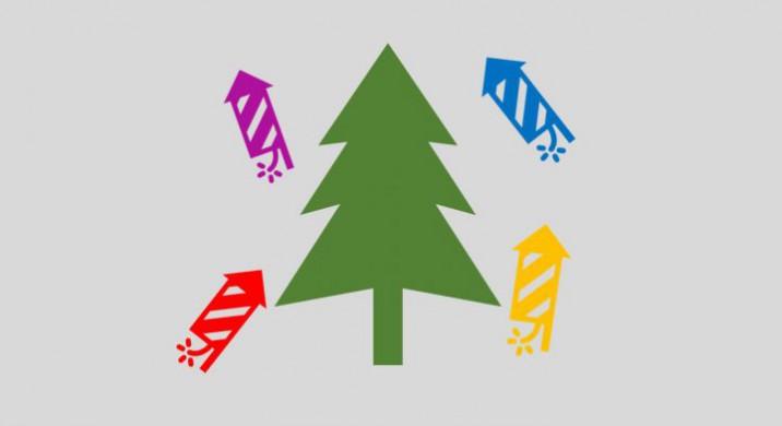 """<span class=""""caps"""">NEWS</span> / 22.12.2018 / Frohe Weihnachten und guten Rutsch"""