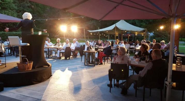 "<span class=""caps"">NEWS</span> / 20.07.2020 / Dinnershow in Stockelsdorf"