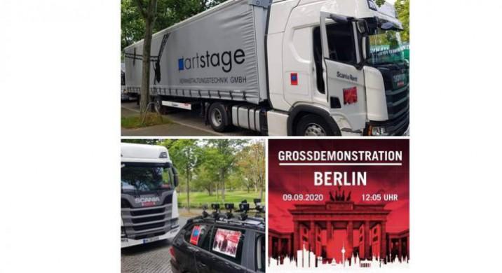 "<span class=""caps"">NEWS</span> / 09.09.2020 / Alarmstufe Rot in Berlin"