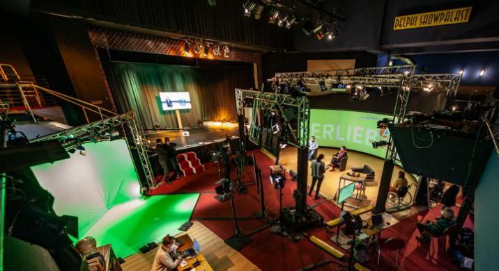 "<span class=""caps"">NEWS</span> / 01.03.2021 / Die Delphi Digital Studios gehen an den Start"