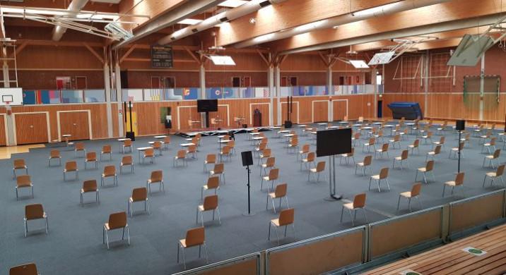 "<span class=""caps"">NEWS</span> / 01.06.2021 / Stadtratssitzung mit Konzept"